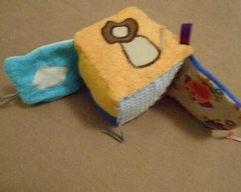 cube tissues awakening