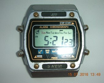 Electronic watches, vintage and rare model !!!