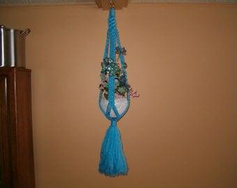 Macrame' Plant Hanger