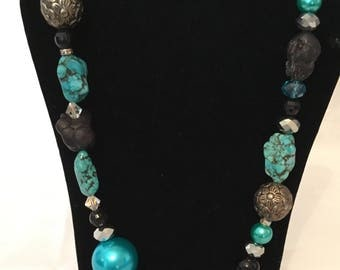 Handmade necklace- one of a kind