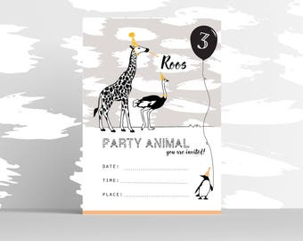 Party Animals - Theme