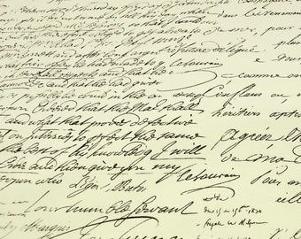 Cotton manuscript letter writing font letter grey cream white pink