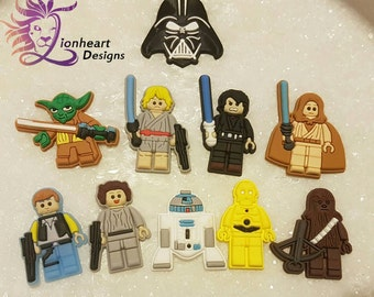 Star Wars Lego Character Tube Rider / Hearing Aid Charm