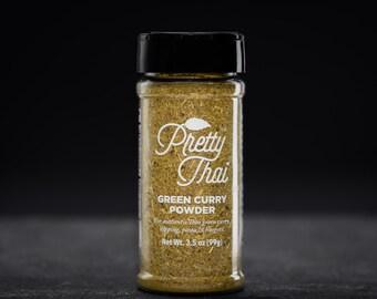Pretty Thai® Green Curry Powder