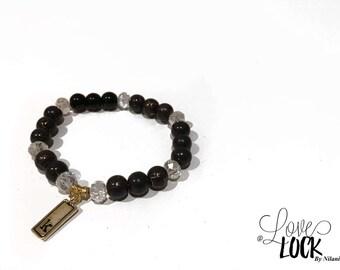 Initial love lock