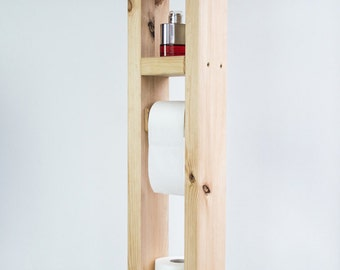 Toilet paper holder. Shelves for bathroom. Bathroom accessories. Towel holders.
