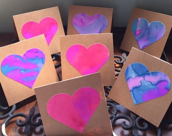 Set of 10 Love Notes