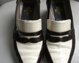 Patrick Cox shoes in size 37/vintage/patent leather