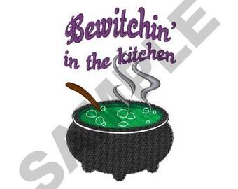 Halloween - Machine Embroidery Design