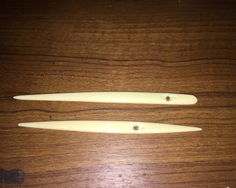 Handmade Nalbinding needles Viking Celtic sewing needles