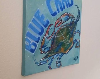 Blue Crab, of course!