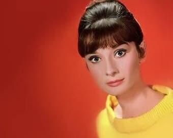 Audrey Hepburn Planner Sticker