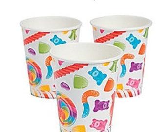 Lollipop Lane Cups 9 oz. Set of 8