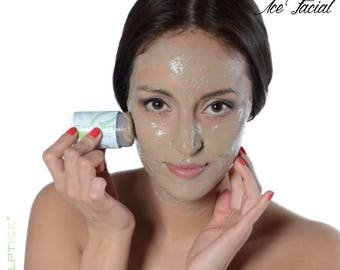 SCULPTICE® Lifting Facial Herbal Ice Mask for Face & Neck