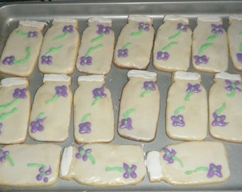 Customized cookies, lollipop treats & sweets