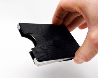 Ultra Slim Aluminum Wallet