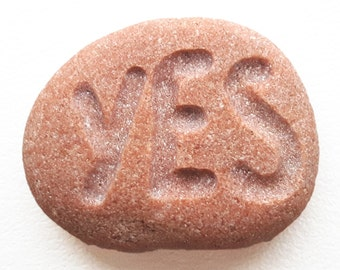 Carved stone - Yes No
