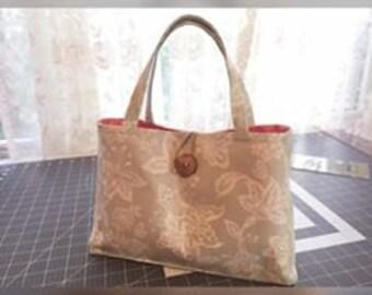 Canvas Handbag
