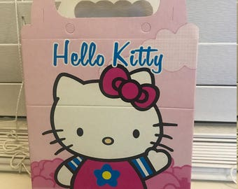 Hello Kitty Treat Loot Boxes---10 Count
