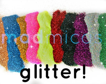 Glitter Sparkle Collection