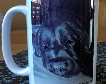 All I need is coffee and my Labrador Retriever dog lovers coffee mug *Great gift*