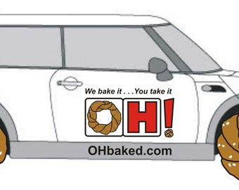 OH Baked - Local delivery in Youngstown Ohio