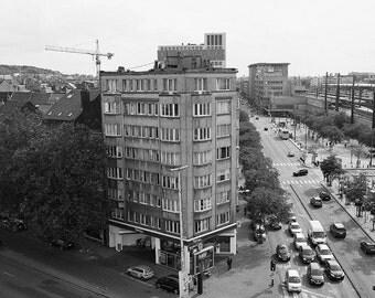 Eckhaus in Brüssel