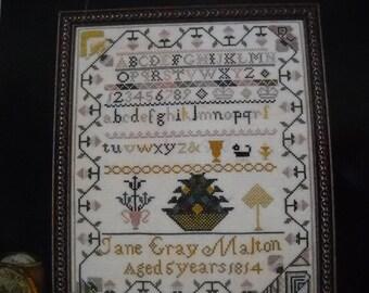 Jane Gray Malton - Threads of Gold ~ OOP