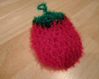 Strawberry Scrubby