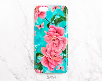 iPhone 7 Case floral iPhone 7 plus Case summer iPhone 6 Case iPhone 7 Case iPhone 6 plus case iPhone 6s Plus Case Samsung Galaxy S7 Case