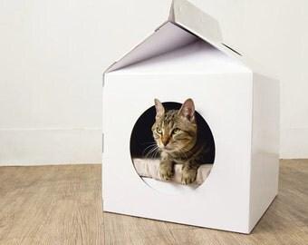 Cats box-house