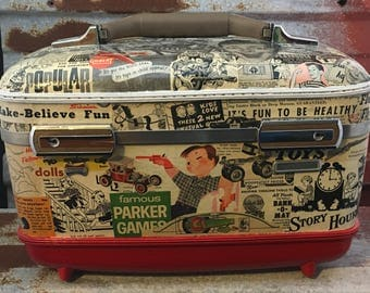 Toy Box Travel Case
