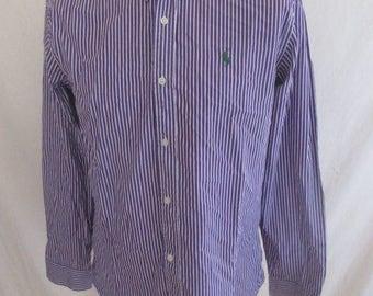 Shirt Ralph Lauren purple size M to-69%