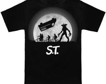 Stranger Things Shirt (Free Shipping)