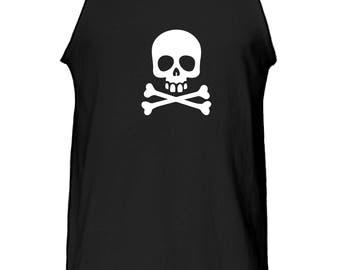 Skull Crossbone Tank