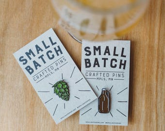 Craft Beer Pins 2-Pack