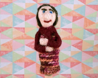 Finger puppet, toy