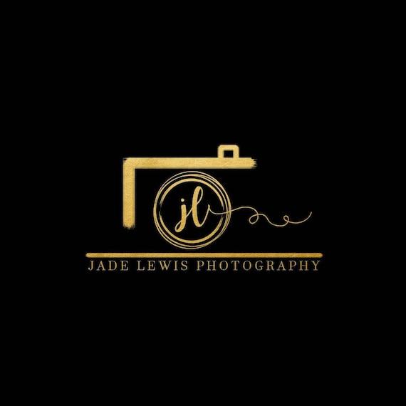 premade logo logo design photography logo watermark