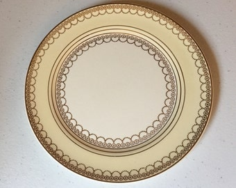 Limoges Plate Royal Imperial LC