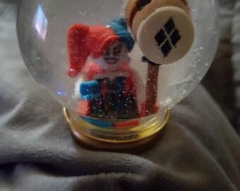 Harley Quinn Snowglobe