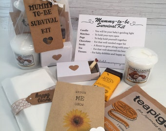 Luxury Mummy-to-be Survival Kit