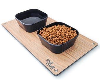 Modern Dog and Cat Bowl, Dog Bowl, Elevated Dog Bowl, 360Five Pet Bowl
