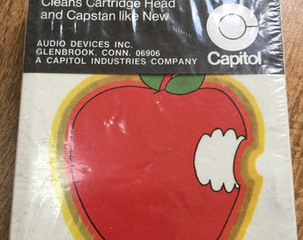 Capitol 8 Track Head Cleaner Sealed