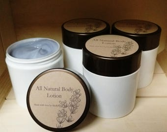 Handmade Lavender Lotion