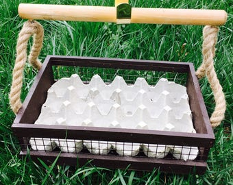 Chicken Egg carrier basket