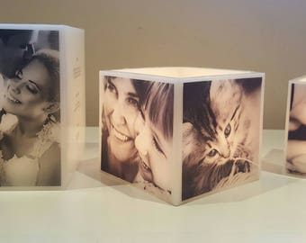 Customize Candle light box