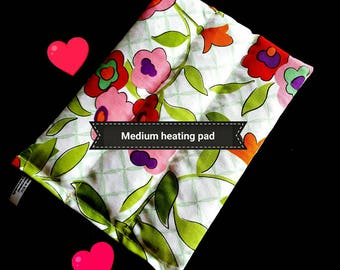 Heating Pad/Medium Heating Bag /Corn Heating pad/ Microwave Heating pack/ Massage Therapy/ Hot and cold therapy pack/ whole corn bag/