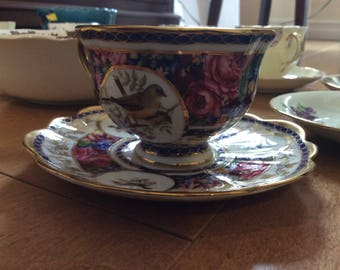 Vintage Teaacup - Sovereign Fine China