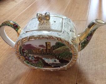 Vintage Teapot  Abby Falls  Series