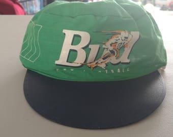 Bud Football painter style cap